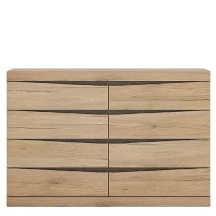 4 + 4 Wide Chest of Drawers